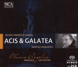 Georg Friedrich Händel: Acis & Galatea (2SACD, NCA Classical)