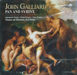John Galliard: Pan and Syrinx (Brilliant)