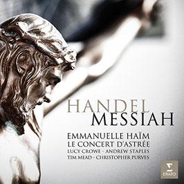 Georg Friedrich Händel: Messiah (2CD, Erato)