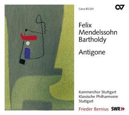 Felix Mendelssohn-Bartholdy: Antigone (Carus)