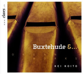Dieterich Buxtehude: Organ Works (3CD, Claves)
