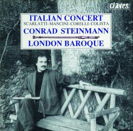 Italian Concert (Claves)