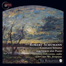 Robert Schumann: Complete Sonatas for Violin and Piano (Musica Omnia)