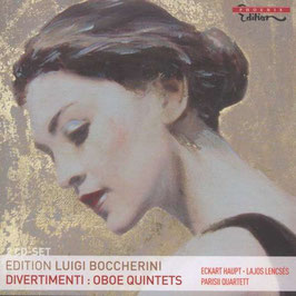 Luigi Boccherini: Edition Luigi Boccherini, Divertimenti, Oboe Quintets (2CD, Phoenix)
