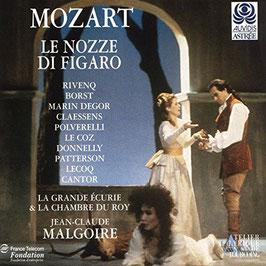Wolfgang Amadeus Mozart: Le Nozze di Figaro (3CD, Astrée Auvidis)