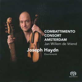 Joseph Haydn: Divertimenti (SACD, Challenge Classics)