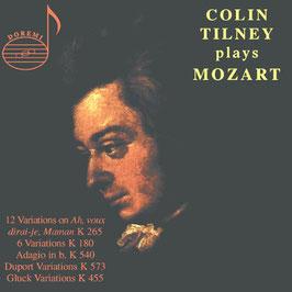 Wolfgang Amadeus Mozart: Colin Tilney plays Mozart I (Doremi)