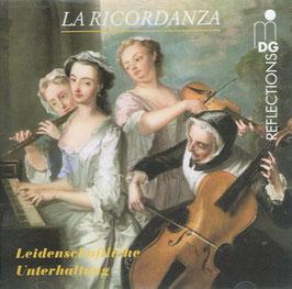 Leidenschaftliche Unterhaltung: Bach, Vivaldi, Heinichen, Telemann (MDG)