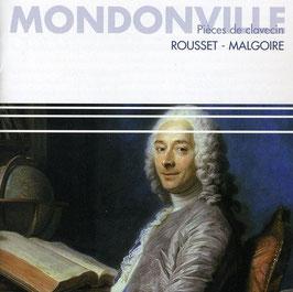 Jean-Joseph Cassanea de Mondonville: VI Pièces de Clavecin en Sonates avec accompagnement de violon, Oeuvre 3 (Arion)