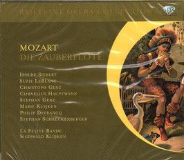 Wolfgang Amadeus Mozart: Der Zauberflöte (3CD, Brilliant)