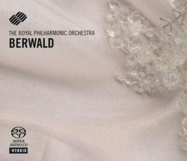 Franz Adolf Berwald: Symphonies 3 & 4 (SACD, RPO)