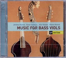 Music for bass viols (2CD, Virgin Veritas)