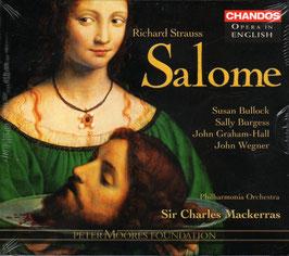 Richard Strauss: Salome (2CD, Chandos, Peter Moores Foundation)