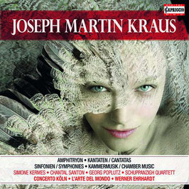 Joseph Martin Kraus: Amphitryon, Kantaten, Sinfonien, Kammermusik (5CD, Capriccio)