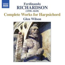 Ferdinando Richardson: Complete Works for Harpsichord (Naxos)