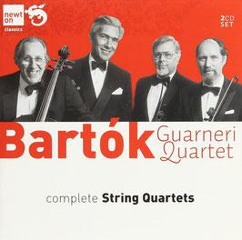 Béla Bartók: Complete string quartets (2CD, Newton)