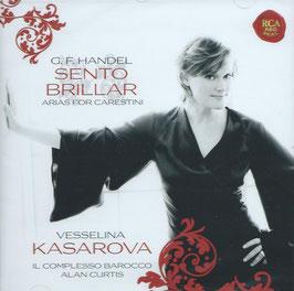 Georg Friedrich Händel: Sento Brillar, Arias for Carrestini (RCA)