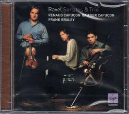 Maurice Ravel: Sonates & Trio (Virgin Classics)