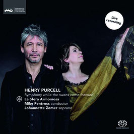 Henry Purcell: Symphony while the swans come forward (SACD, Challenge Classics)