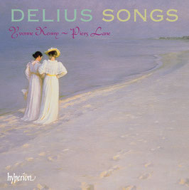 Frank Delius: Songs (Hyperion)