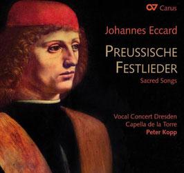 Johannes Eccard: Preussische Festlieder, Sacred Songs (Carus)