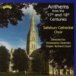 Anthems from the 17th and 18th Centuries (Priory)