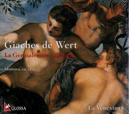 Giaches de Wert: La Gerusalemme Liberata (Glossa)