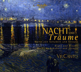 Franz Schubert, Richard Strauss: Nacht und Träume (Coviello Classics)