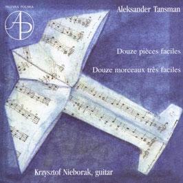 Aleksander Tansman: Douze pièces faciles, Douze morceaux très faciles (Acte Préalable)