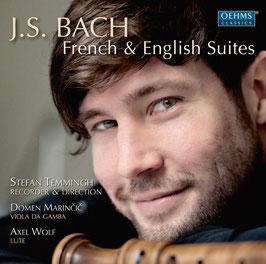 Johann Sebastian Bach: French & English Suites (Oehms)