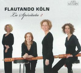 La Spriritata 2, Blockflötenmusik durch die Jahrhunderts (Ars Musici)