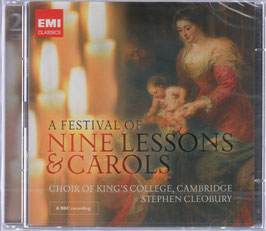 A Festival of Nine Lessons & Carols (2CD, EMI)