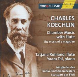 Charles Koechlin: Chamber Music with Flute (Hänssler)