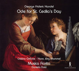Georg Friedrich Händel: Ode for St. Cecilia's Day (Pan Classics)