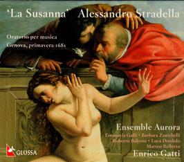 Alessandro Stradella: La Susanna (2CD, Glossa)