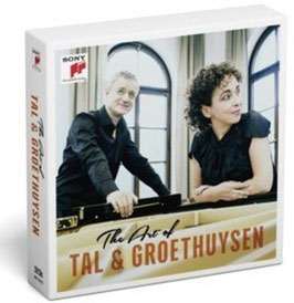 The Art of Tal & Groethuysen (10CD, Sony)
