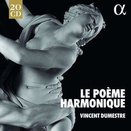 Le Poème Harmonique, Vincent Dumestre: The Alpha Recordings (20CD, Alpha Outhere)