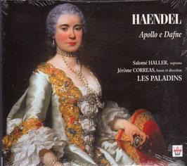 Georg Friedrich Händel: Apollo e Dafne (Arion)