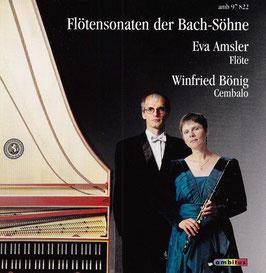 Flötensonaten der Bach-Söhne (Ambitus)