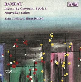 Jean-Philippe Rameau: Pièces de clavecin, Book 1, Nouvelle Suites (Lydian)
