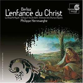 Hector Berlioz: L'enfance du Christ (2CD, Harmonia Mundi)