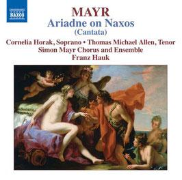 Simon Mayr: Arianna in Nasso (Naxos)