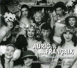 Georges Auric...  ...Jean Françaix: Musique de Chambre (Arion)