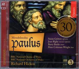 Felix Mendelssohn-Bartholdy: Paulus (2CD, Chandos)