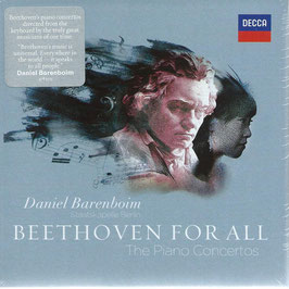 Ludwig van Beethoven: The Piano Concertos (Beethoven for all) (3CD, Decca)