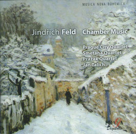 Jindrich Feld: Chamber Music (SACD, Praga)
