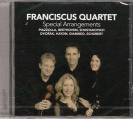 Special Arrangements: Piazzolla, Beethoven, Shostakovich, Dvorák, Haydn, Gianneo, Schubert (Challenge Classics)