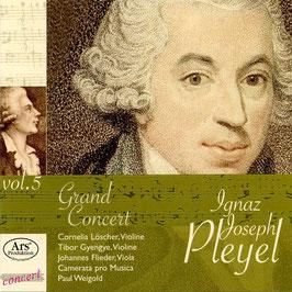 Ignaz Joseph Pleyel: Grand Concert (Ars Produktion)