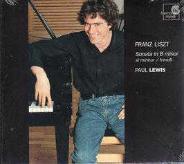 Franz Liszt: Sonate in B minor (Harmonia Mundi)
