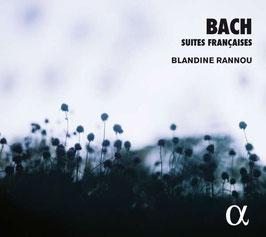 Johann Sebastian Bach: Suites françaises (2CD, Alpha Outhere)
